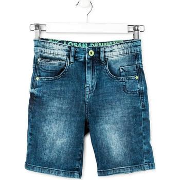 textil Niño Shorts / Bermudas Losan 713 9006AA Azul