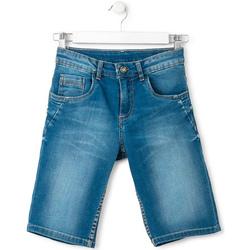 textil Niño Shorts / Bermudas Losan 713 9660AA Azul