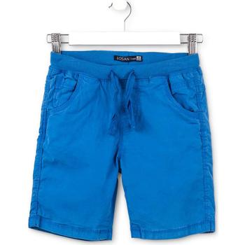 textil Niños Shorts / Bermudas Losan 713 9665AA Azul