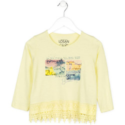 textil Niños Jerséis Losan 714 1031AB Amarillo