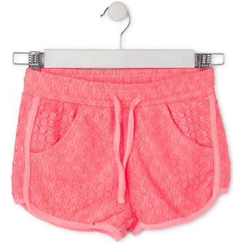 textil Niños Shorts / Bermudas Losan 714 6021AB Rosado