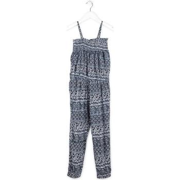 textil Niña Monos / Petos Losan 714 7020AB Azul