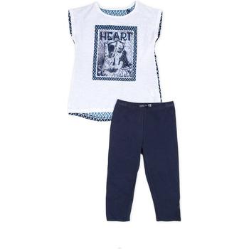 textil Niña Conjunto Losan 714 8002AB Azul