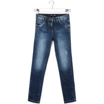 textil Niños Vaqueros slim Losan 714 9011AB Azul