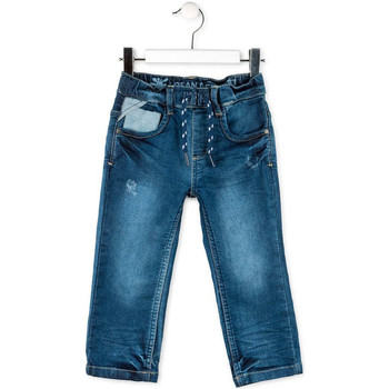 textil Niños Vaqueros rectos Losan 715 6012AC Azul