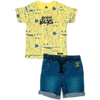 textil Niños Conjunto Losan 715 8001AC Amarillo