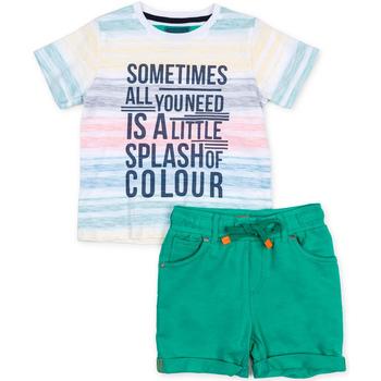 textil Niños Conjunto Losan 715 8006AC Verde