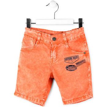 textil Niño Shorts / Bermudas Losan 715 9009AC Naranja