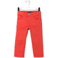 textil Niños Pantalones con 5 bolsillos Losan 715 9650AC Rojo