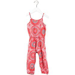 textil Niña Monos / Petos Losan 716 7027AD Rosado