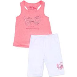 textil Niña Conjunto Losan 716 8015AD Rosado