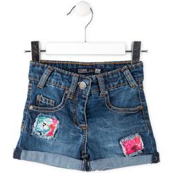textil Niños Shorts / Bermudas Losan 716 9002AD Azul