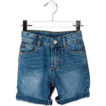 textil Niño Shorts / Bermudas Losan 715 9662AC Azul