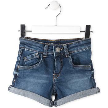 textil Niños Shorts / Bermudas Losan 716 9657AD Azul
