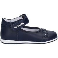 Zapatos Niña Bailarinas-manoletinas Melania ME0121A7E.A Azul