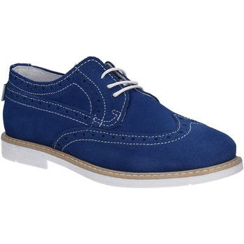 Zapatos Niño Derbie Melania ME6045F7E.G Azul