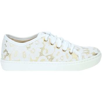 Zapatos Niños Zapatillas bajas Melania ME6167F7E.B Blanco