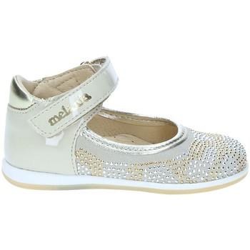 Zapatos Niña Bailarinas-manoletinas Melania ME0100A7E.D Beige
