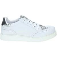 Zapatos Niños Derbie Melania ME6087F7E.A Blanco