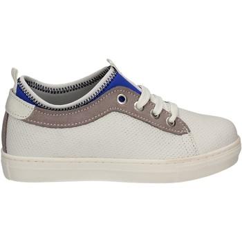 Zapatos Niños Zapatillas bajas Melania ME2148D7E.B Blanco