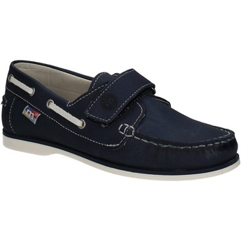 Zapatos Niños Derbie Melania ME3604F7E.A Azul