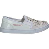 Zapatos Niña Zapatillas bajas Fiorucci FKEO044 Blanco