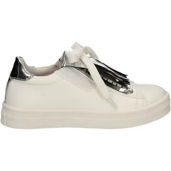 Zapatos Niña Zapatillas bajas Didiblu D-3526 Blanco