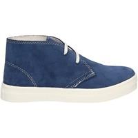 Zapatos Niños Botas de caña baja Didiblu D-3500 Azul