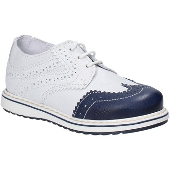 Zapatos Niños Derbie Melania ME2077D7E.A Blanco