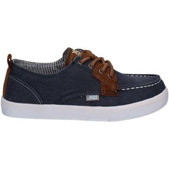 Zapatos Niño Zapatos náuticos Xti 54932 Azul