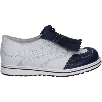 Zapatos Niños Derbie Melania ME6077F7E.C Blanco