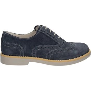 Zapatos Niño Derbie NeroGiardini P734100M Azul