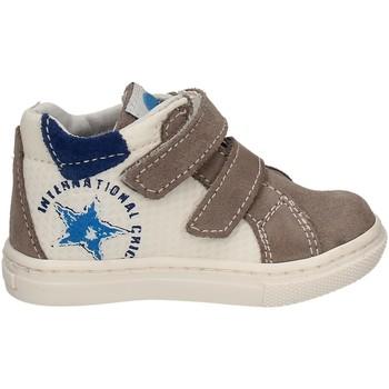 Zapatos Niños Zapatillas bajas Melania ME0128A7E.C Gris