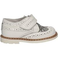 Zapatos Niños Derbie Melania ME1057B7E.B Blanco