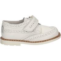 Zapatos Niños Derbie Melania ME1091B7E.C Blanco
