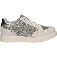 Zapatos Niños Derbie Melania ME6017F7E.B Blanco