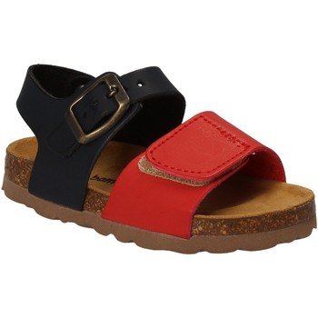 Zapatos Niños Sandalias Bamboo BAM-218 Rojo