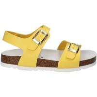 Zapatos Niños Sandalias Bamboo BAM-14 Amarillo