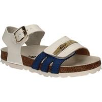 Zapatos Niños Sandalias Bamboo BAM-199 Blanco