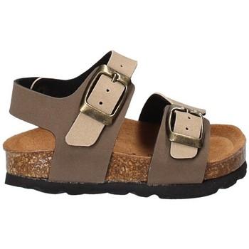 Zapatos Niños Sandalias Bamboo BAM-14 Marrón