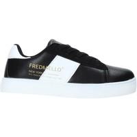 Zapatos Niños Zapatillas bajas Fred Mello W19-SFK203 Negro