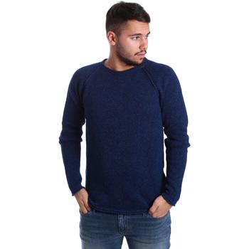 textil Hombre Jerséis Gas 561872 Azul