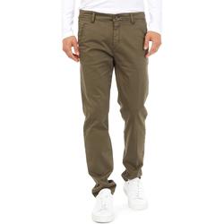 textil Hombre Pantalones chinos Gas 360704 Verde