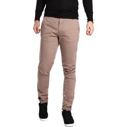 textil Hombre Pantalones chinos Gas 360704 Beige
