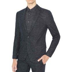 textil Hombre Chaquetas / Americana Antony Morato MMJA00302 FA140078 Negro
