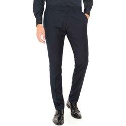 textil Hombre Pantalones chinos Antony Morato MMTR00369 FA600040 Azul