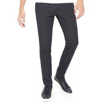 textil Hombre Pantalones chinos Antony Morato MMTR00374 FA850124 Negro