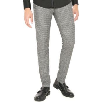 textil Hombre Pantalones chinos Antony Morato MMTR00387 FA850133 Negro