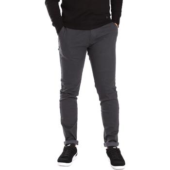 textil Hombre Pantalones chinos Gaudi 721BU25007 Gris