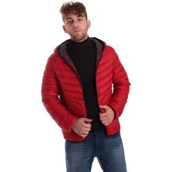 textil Hombre Plumas Gaudi 721BU35009 Rojo